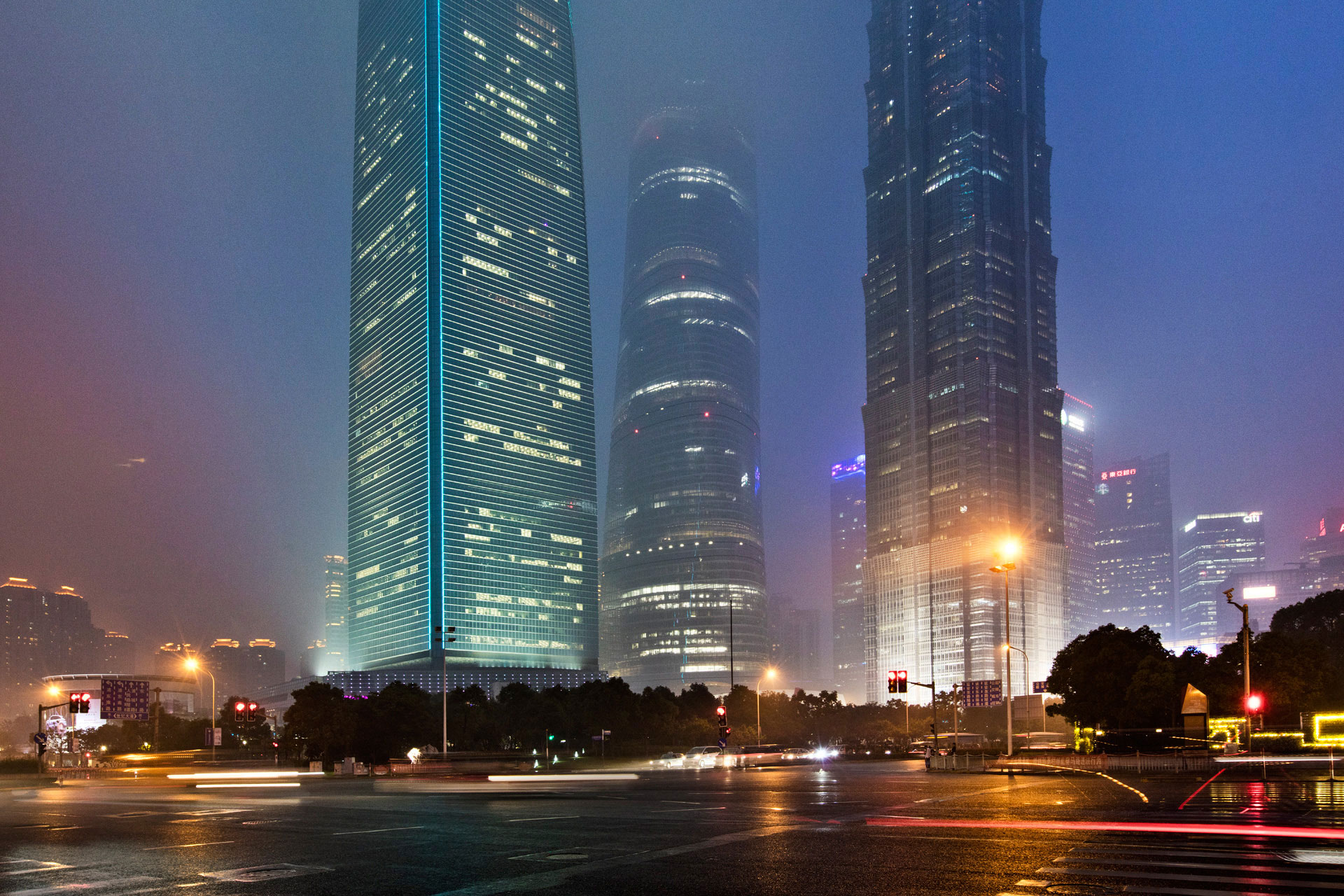 shanghai tower  u2014 conniezhou